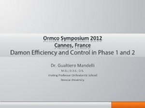 Damon Efficiency and Control in Phase 1 and 2