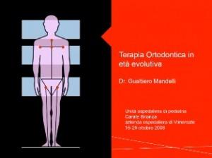 Terapia Ortodontica in età evolutiva e trattamento osteopatico
